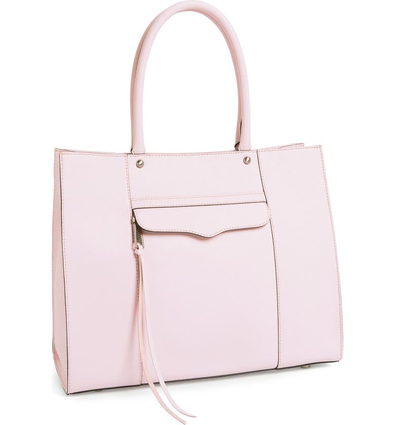 REBECCA MINKOFF 'Medium MAB' Tote, Main, color, 680