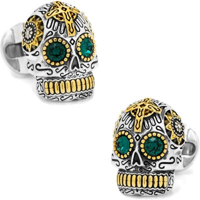 Cufflinks, Inc. Skull Cuff Links