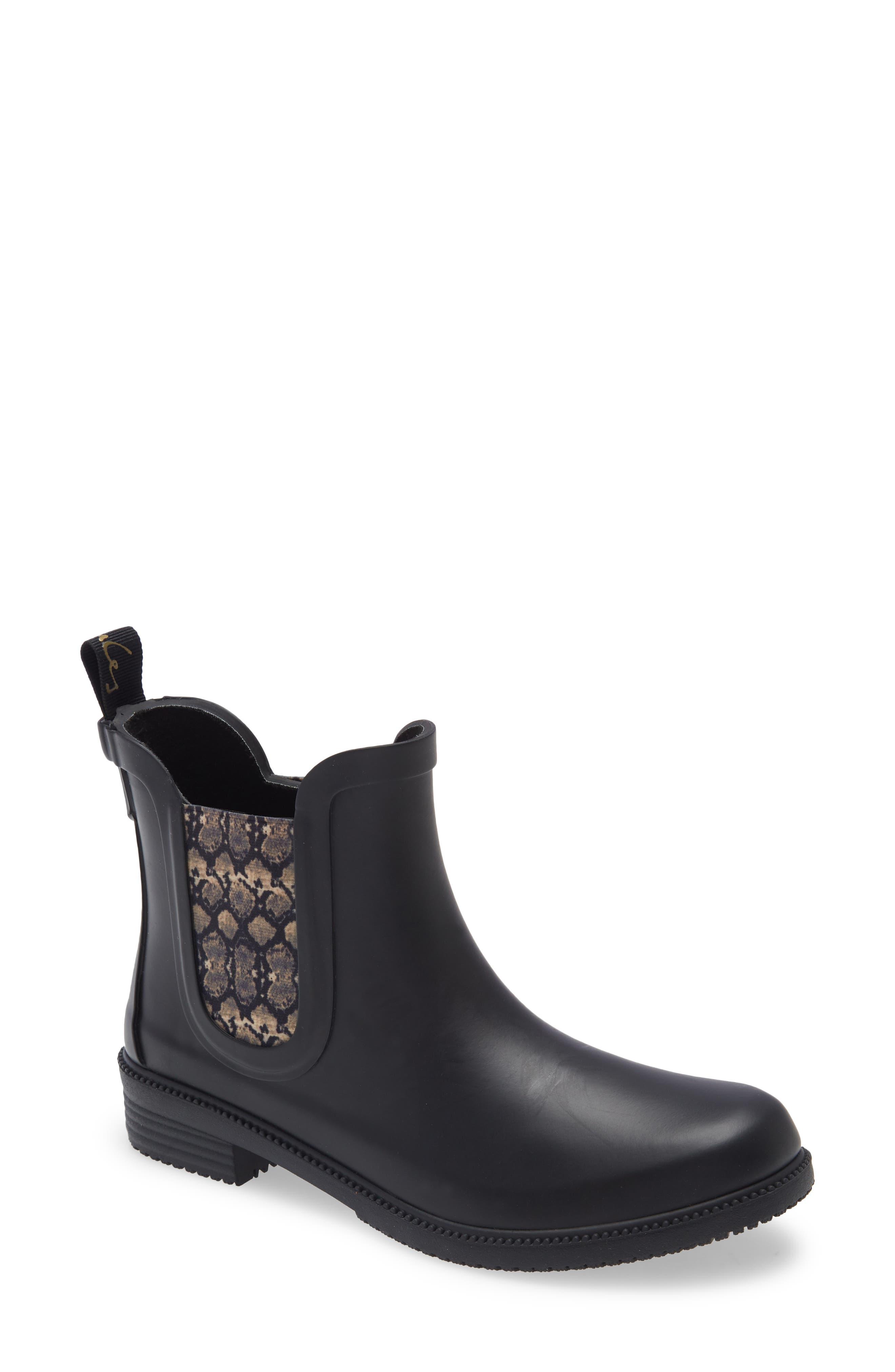 Rutland Waterproof Chelsea Rain Boot
