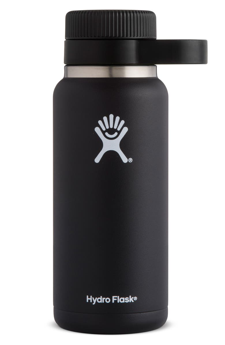 HYDRO FLASK 32-Ounce Wide Mouth Growler, Main, color, 001
