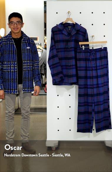 824 Flannel Pajamas, sales video thumbnail