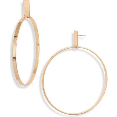 Jenny Bird Agnes Hoop Earrings