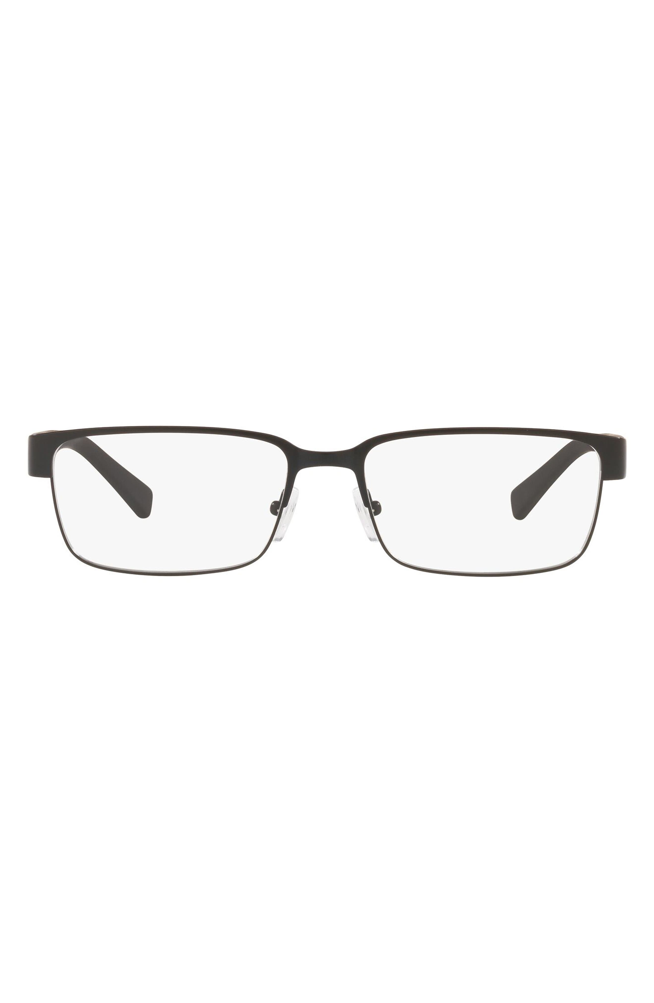 54mm Rectangular Optical Glasses