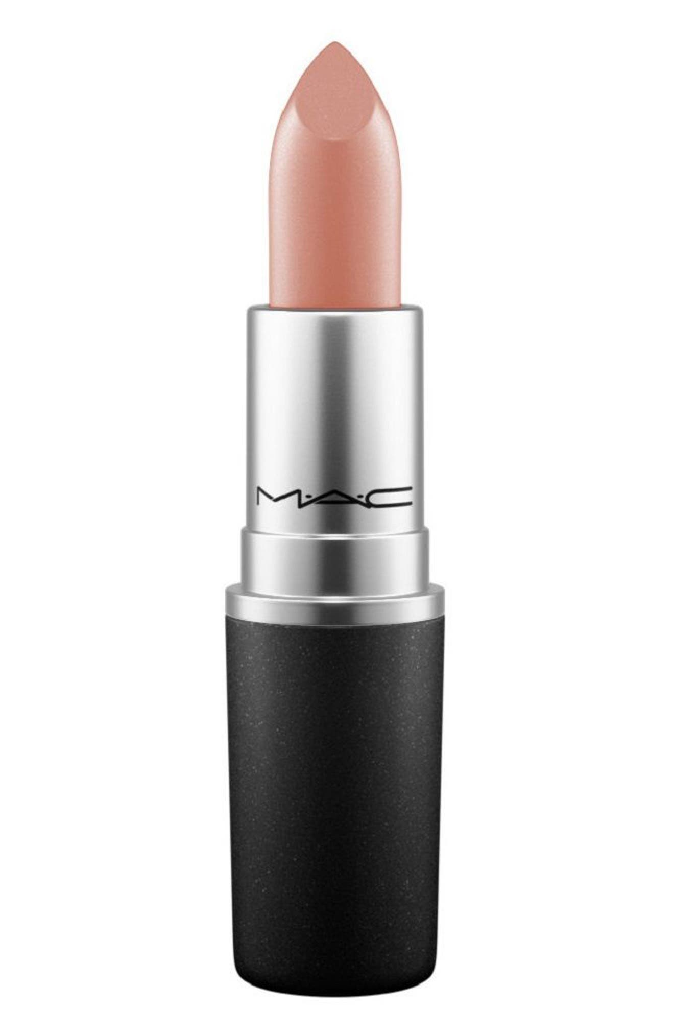 ,                             MAC Strip Down Nude Lipstick,                             Main thumbnail 530, color,                             601