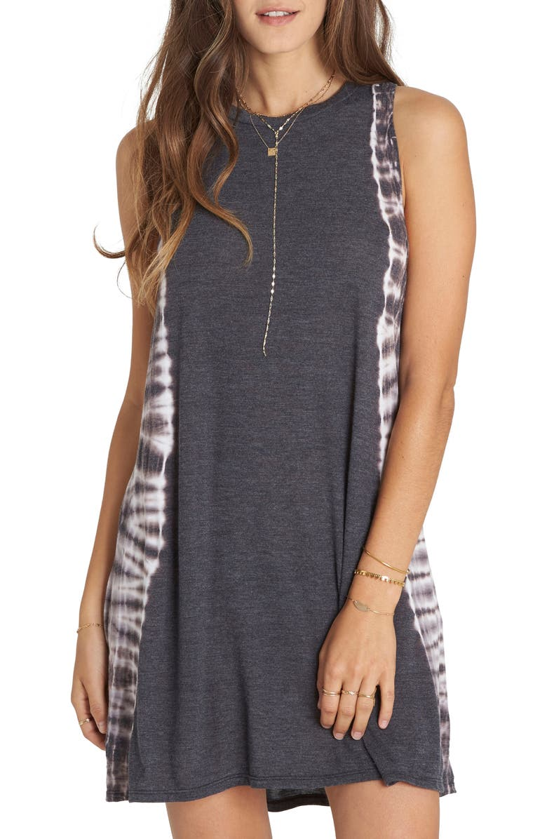 BILLABONG By and By Swing Dress, Main, color, 015