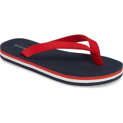 Jeffrey Campbell Surf Flip Flop, Red