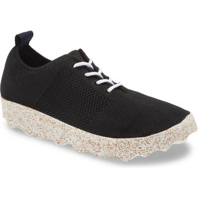 Asportuguesas By Fly London Code Platform Sneaker - Black