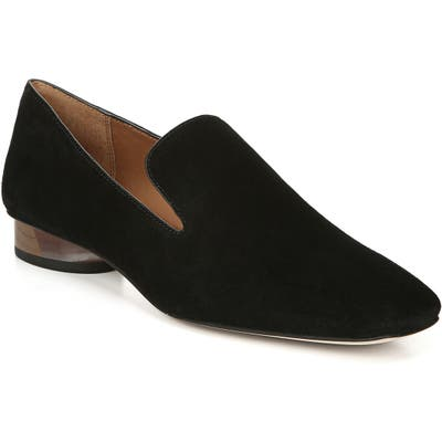 Sarto By Franco Sarto Faith Square Toe Loafer, Black