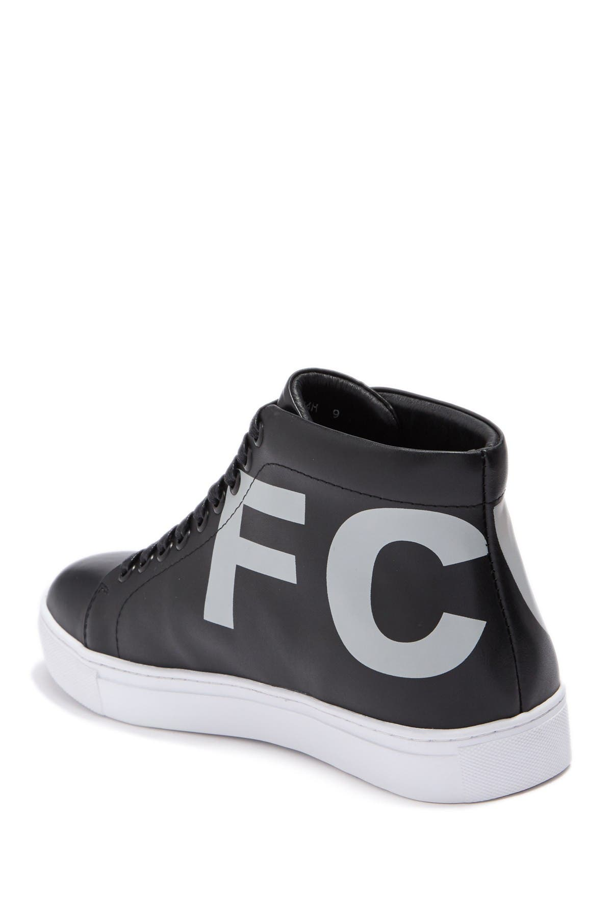 Image of French Connection Triomphe High Top Sneaker