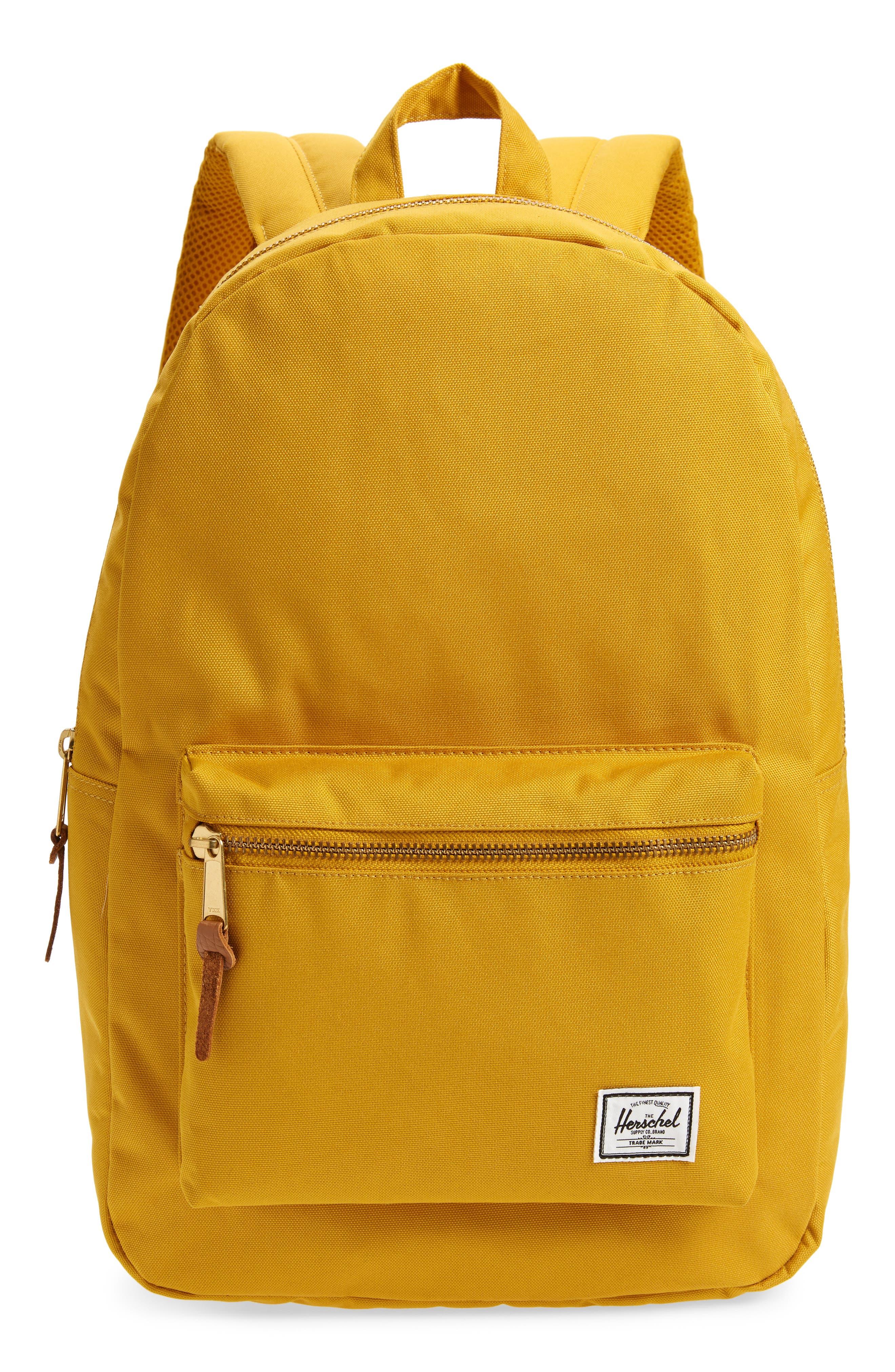 Herschel Supply Co. Settlement Backpack - Yellow