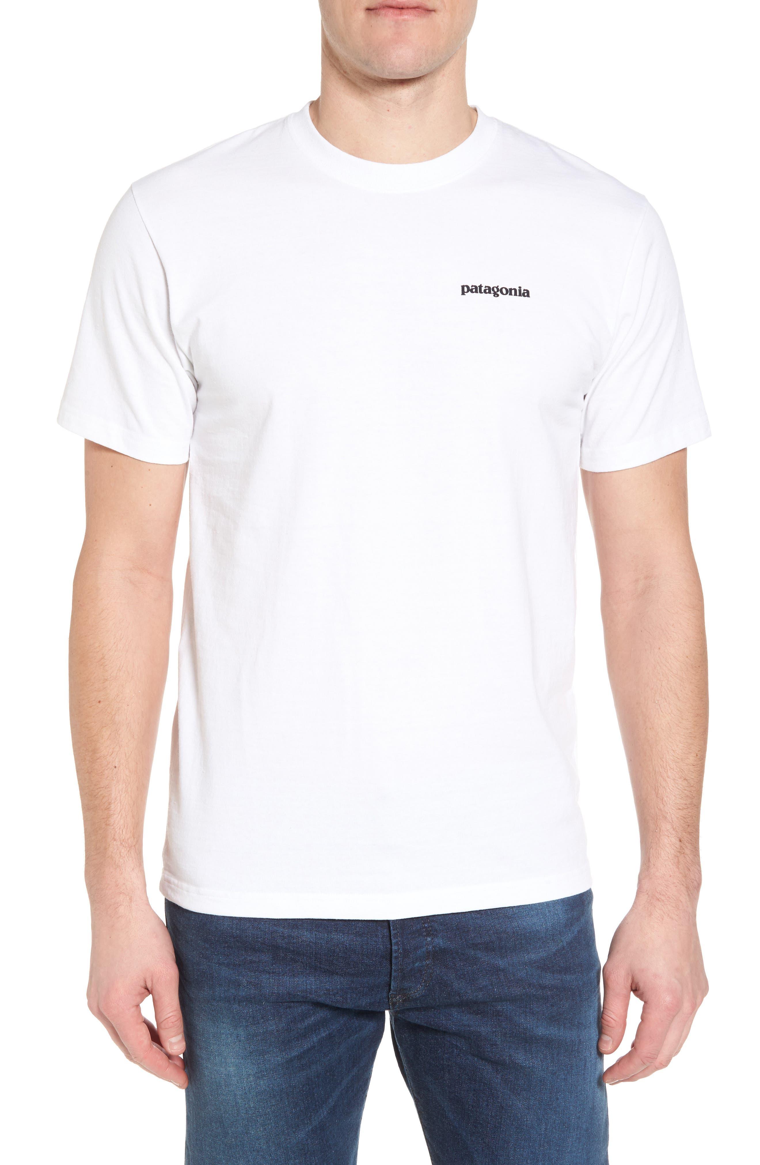 Patagonia Responsibili-Tee T-Shirt, White