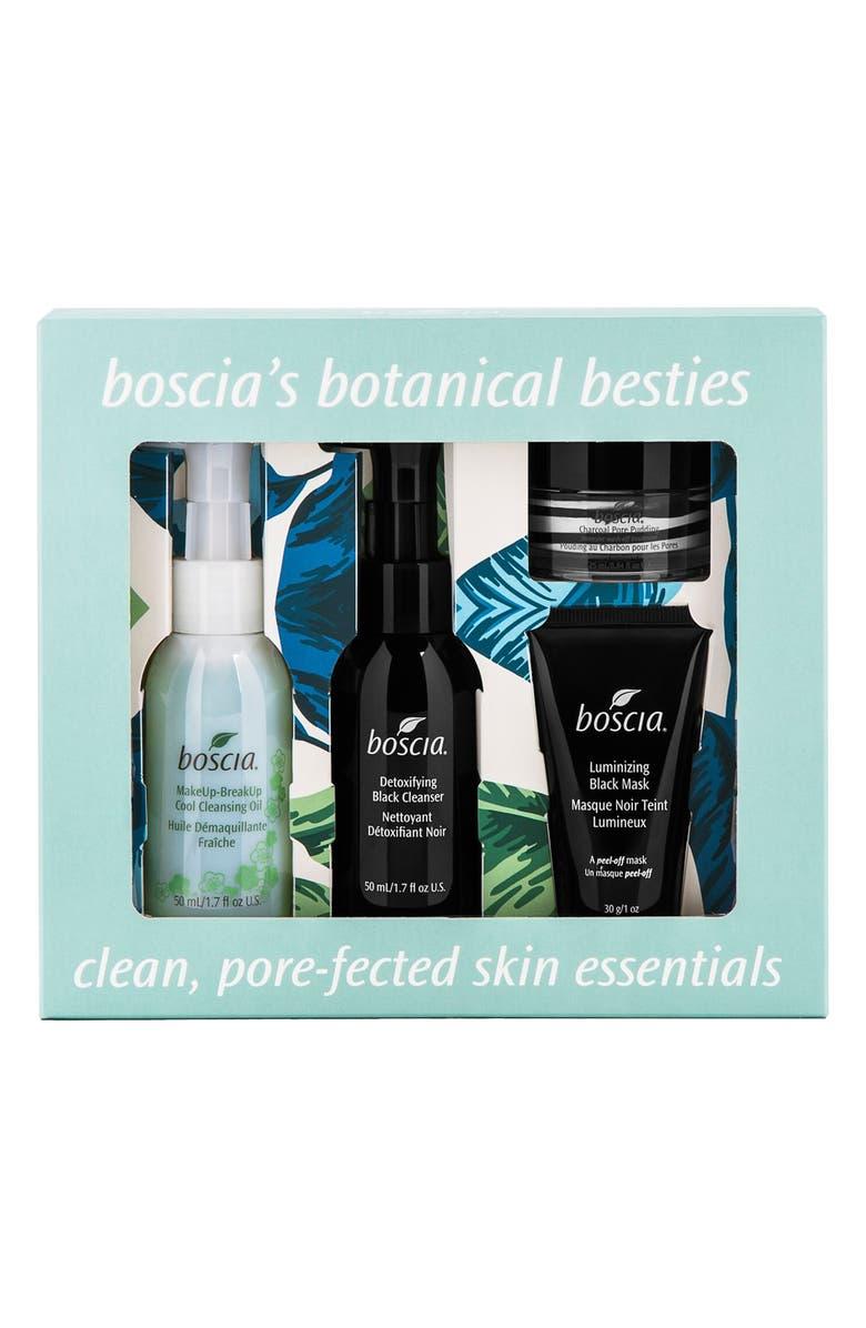 BOSCIA boscia's Botanical Besties Set, Main, color, NO COLOR