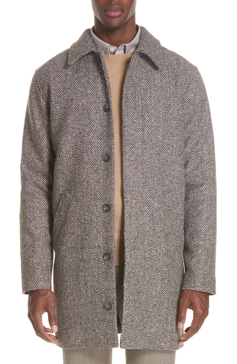 grand choix de ca620 8e1f5 A.P.C. Manteau Pete Coat | Nordstrom