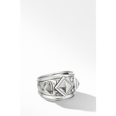David Yurman Bold Renaissance Wide Ring