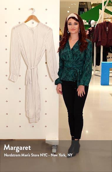 Jeanee Long Sleeve Shirtdress, sales video thumbnail