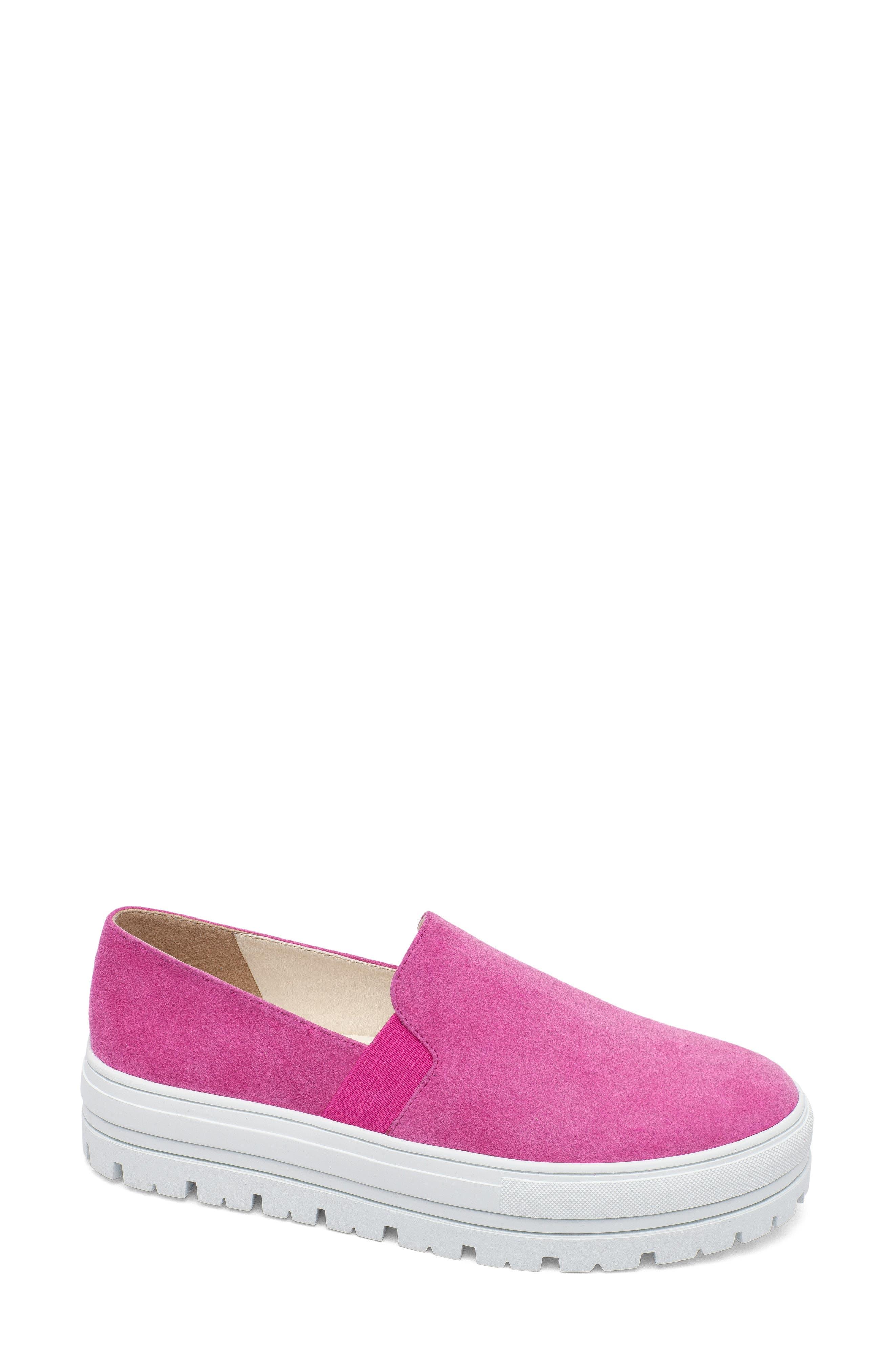 Gift Platform Slip-On Sneaker