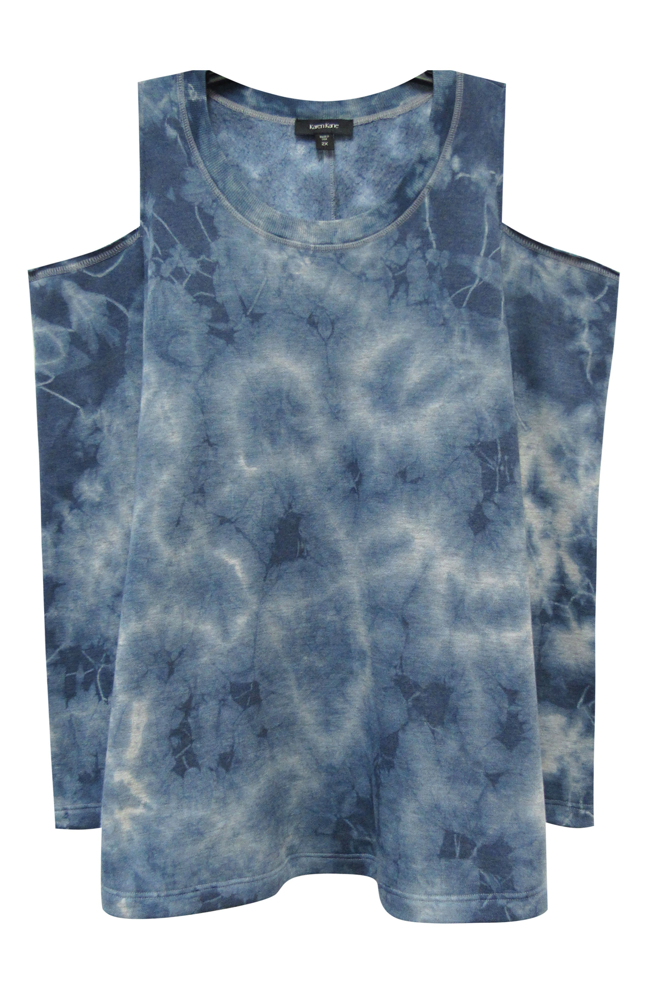 ,                             Cold Shoulder Sweatshirt,                             Alternate thumbnail 3, color,                             400