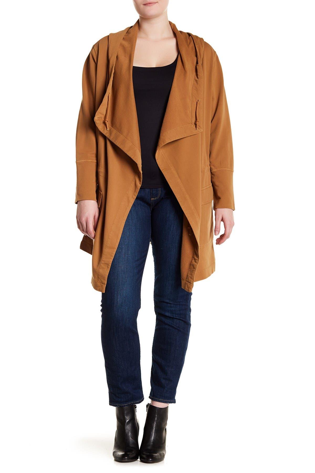 Image of SUSINA Knit Cascade Jacket
