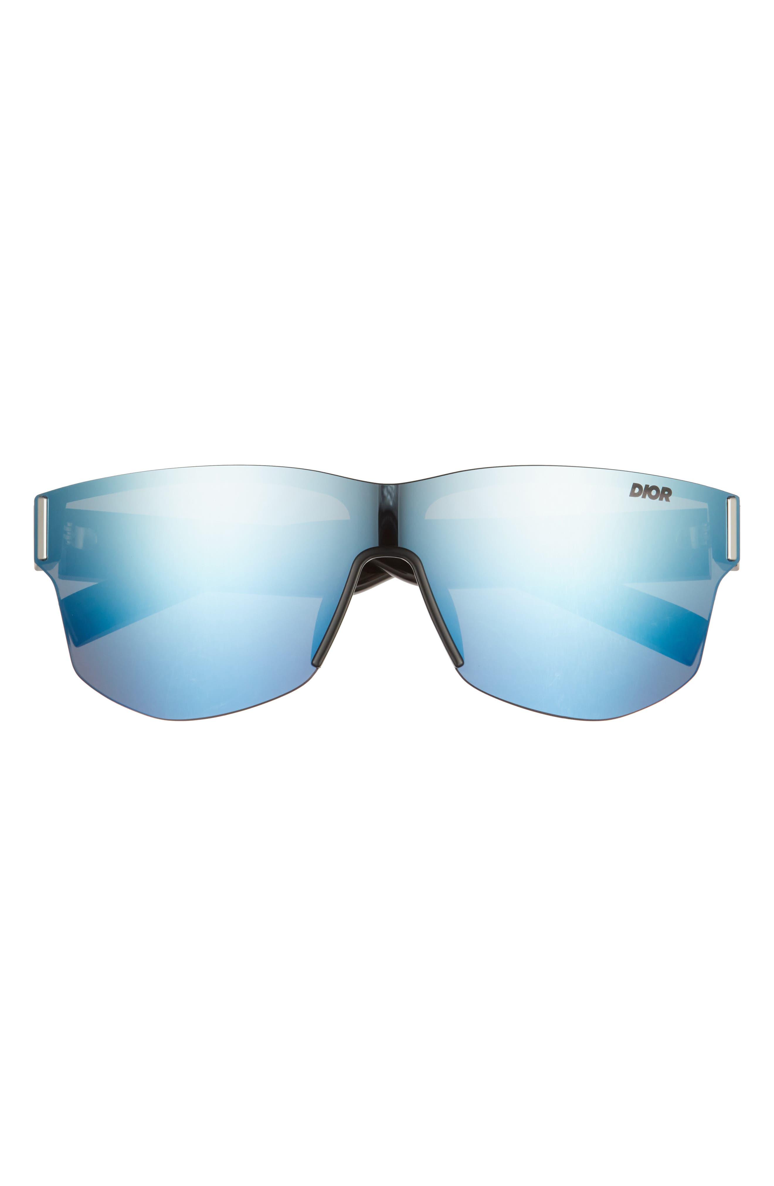 Men's Dior Diorxtrem M2U Mirrored Mask Sunglasses
