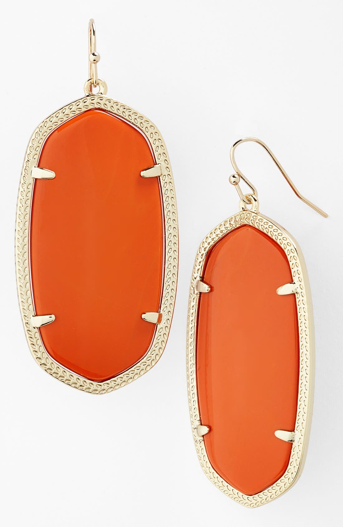 ,                             'Danielle' Oval Statement Earrings,                             Main thumbnail 69, color,                             801