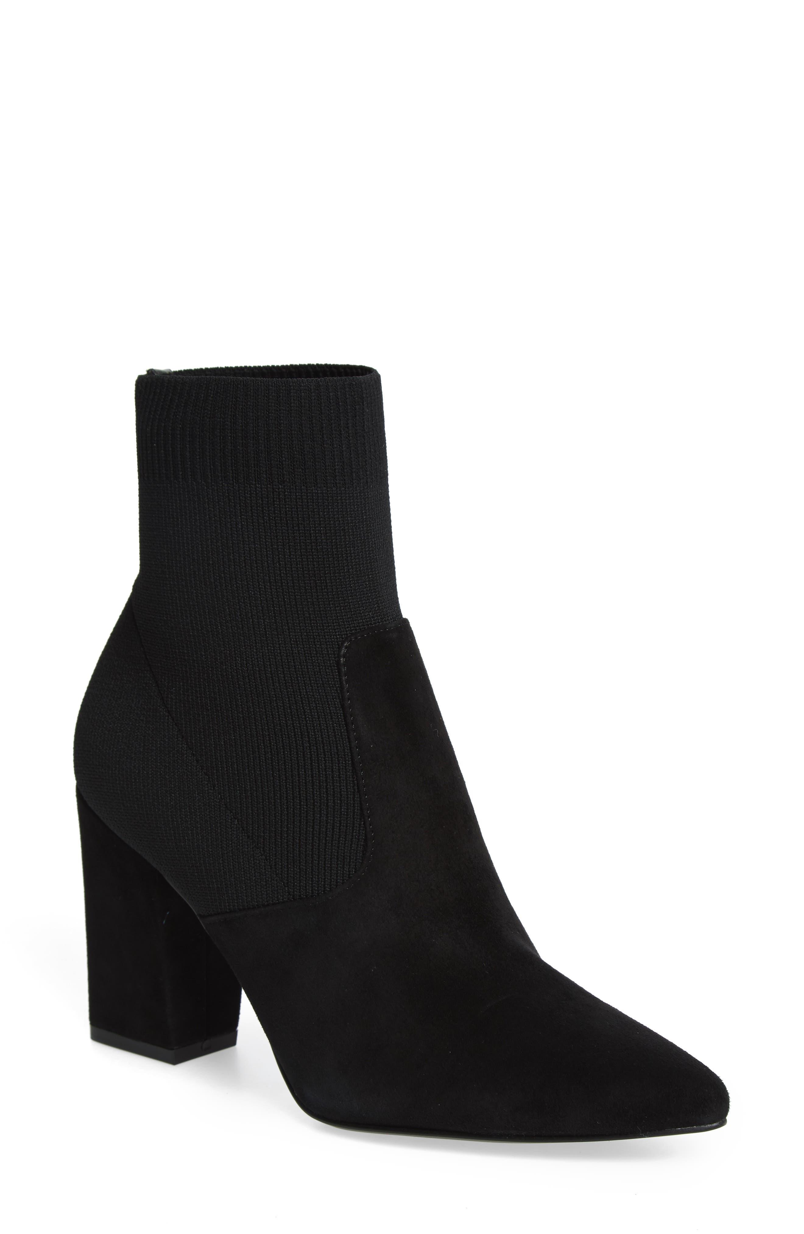 Steve Madden Reece Sock Bootie (Women