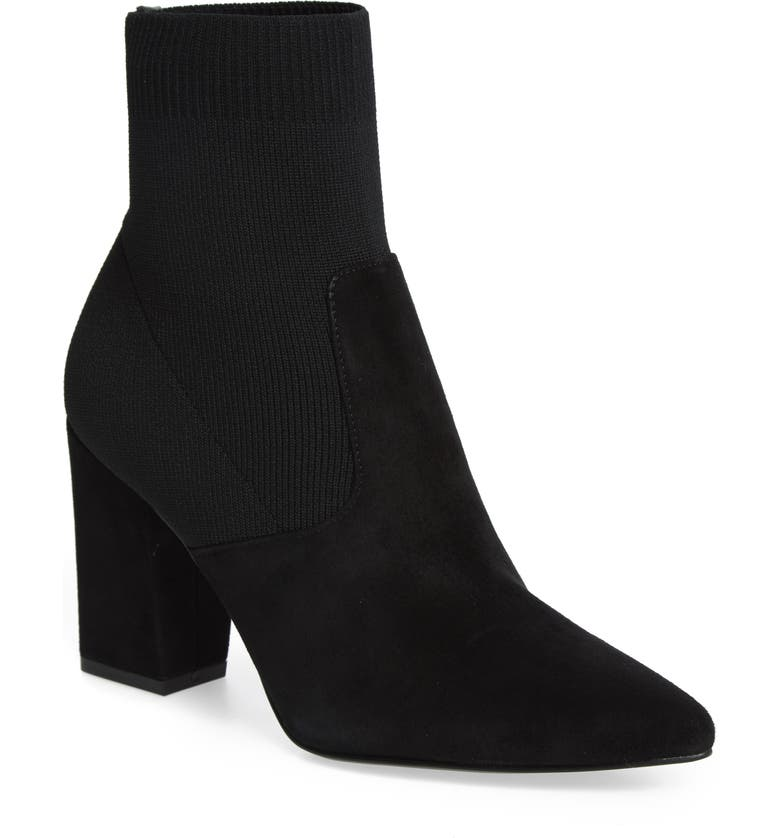 STEVE MADDEN Reece Sock Bootie, Main, color, 006