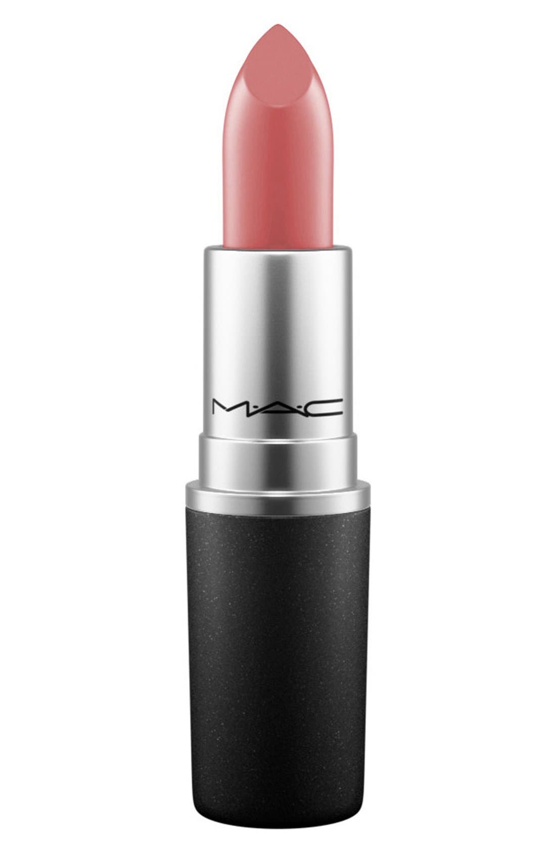 ,                             MAC Strip Down Nude Lipstick,                             Main thumbnail 796, color,                             737