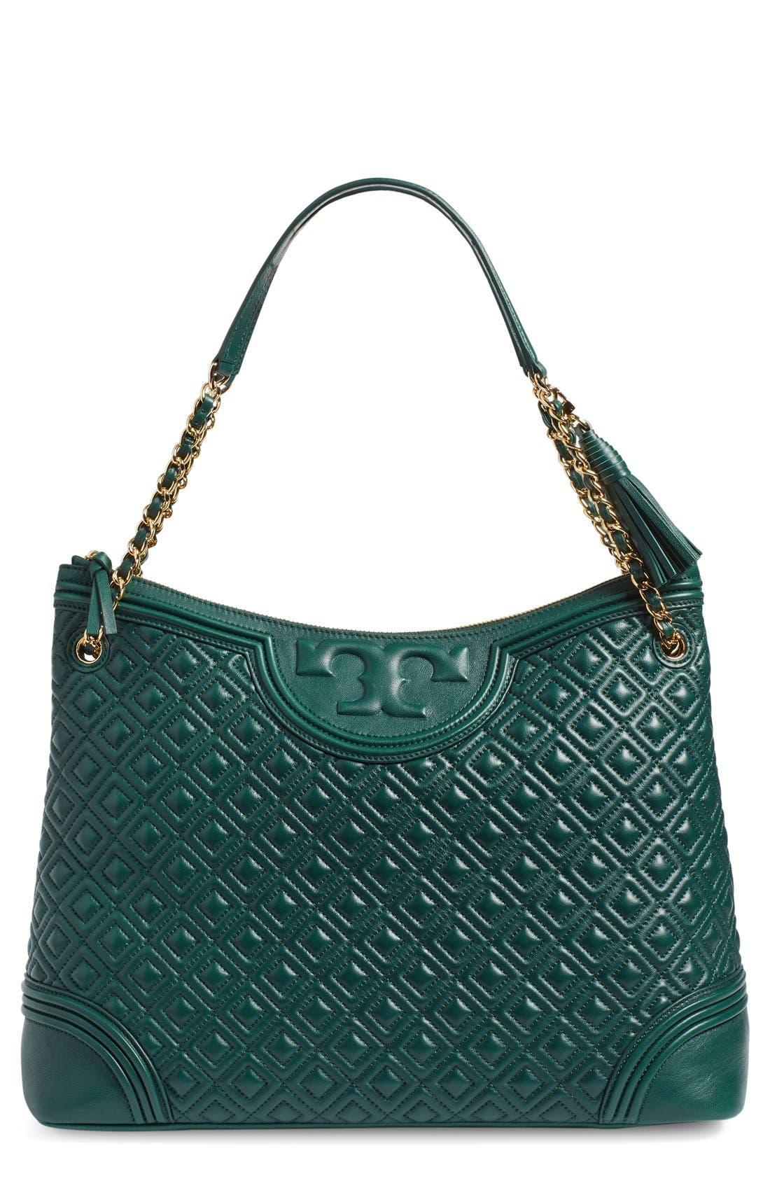 ,                             'Fleming' Leather Shoulder Bag,                             Main thumbnail 17, color,                             318