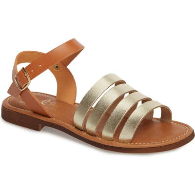 Bos. & Co. Isle Sandal - Metallic