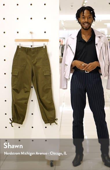 Alice + Olivia Crop Cargo Pants, sales video thumbnail