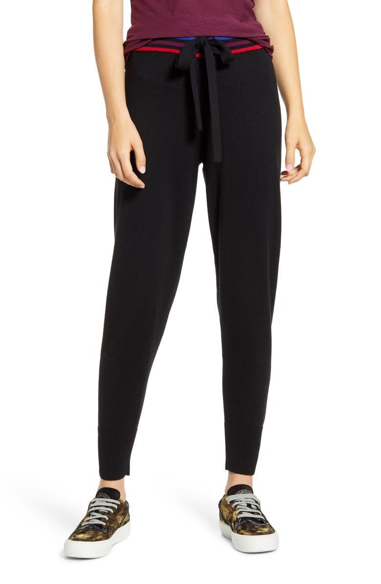 SPLENDID Brighton Jogger Pants, Main, color, 001