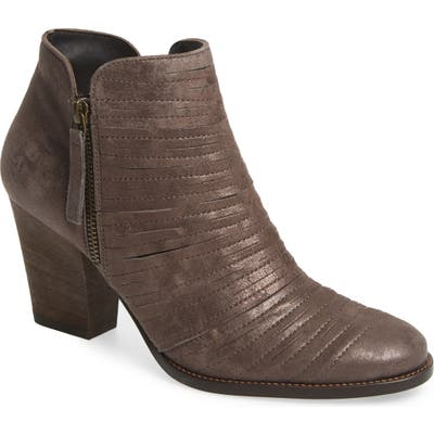 Paul Green Malibu Sliced Zip Bootie, US/ 5.5UK - Brown