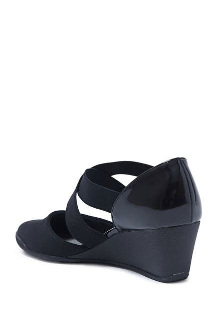 Image of Anne Klein Teaberry Wedge Sandal