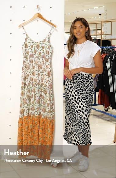 Dakota Maxi Cover-Up Dress, sales video thumbnail