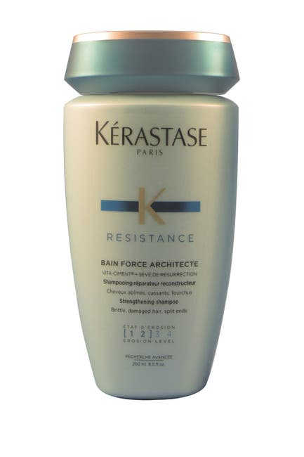 Image of KERASTASE Resistance Bain Force Architecte Shampoo - 8.5 fl. oz.
