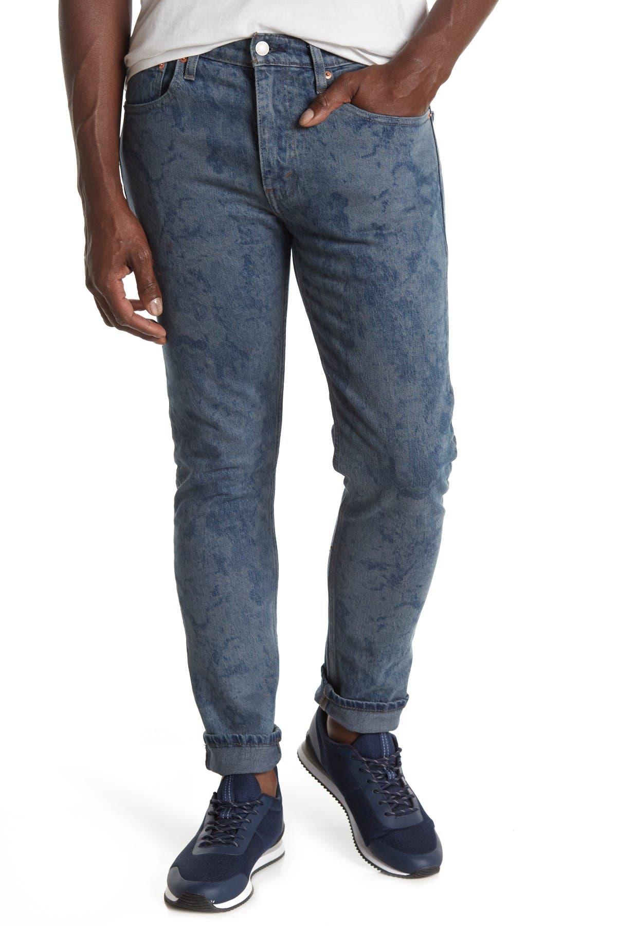 Image of Levi's 512 Slim Taper Leg Jeans