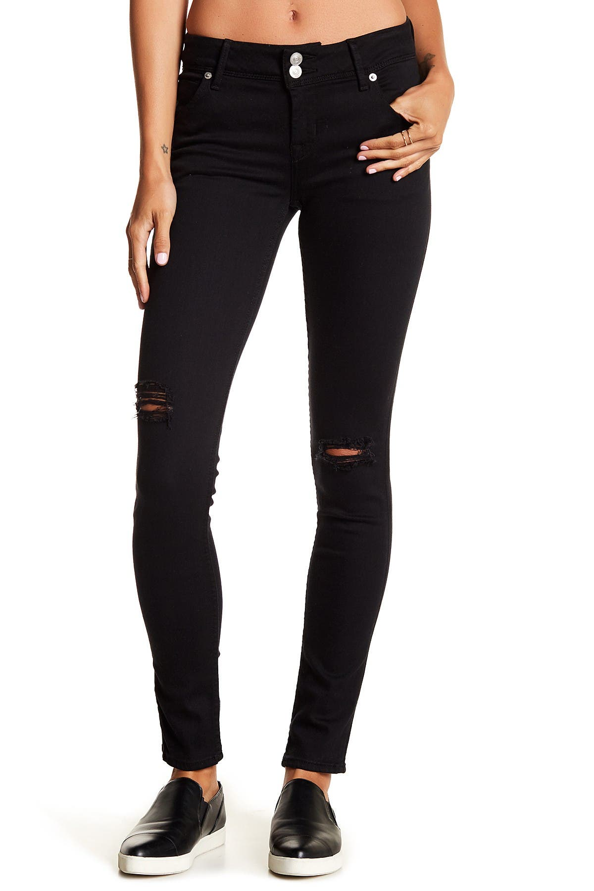 Image of HUDSON Jeans Collin Skinny Jeans