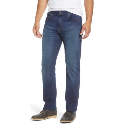 Agave Waterman Drakes Relaxed Straight Leg Jeans, x 35 - Blue