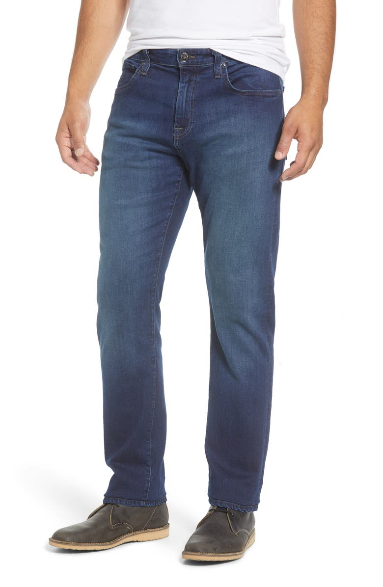 AGAVE Waterman Drakes Relaxed Straight Leg Jeans, Main, color, BIG DRAKES FLEX 4-YR