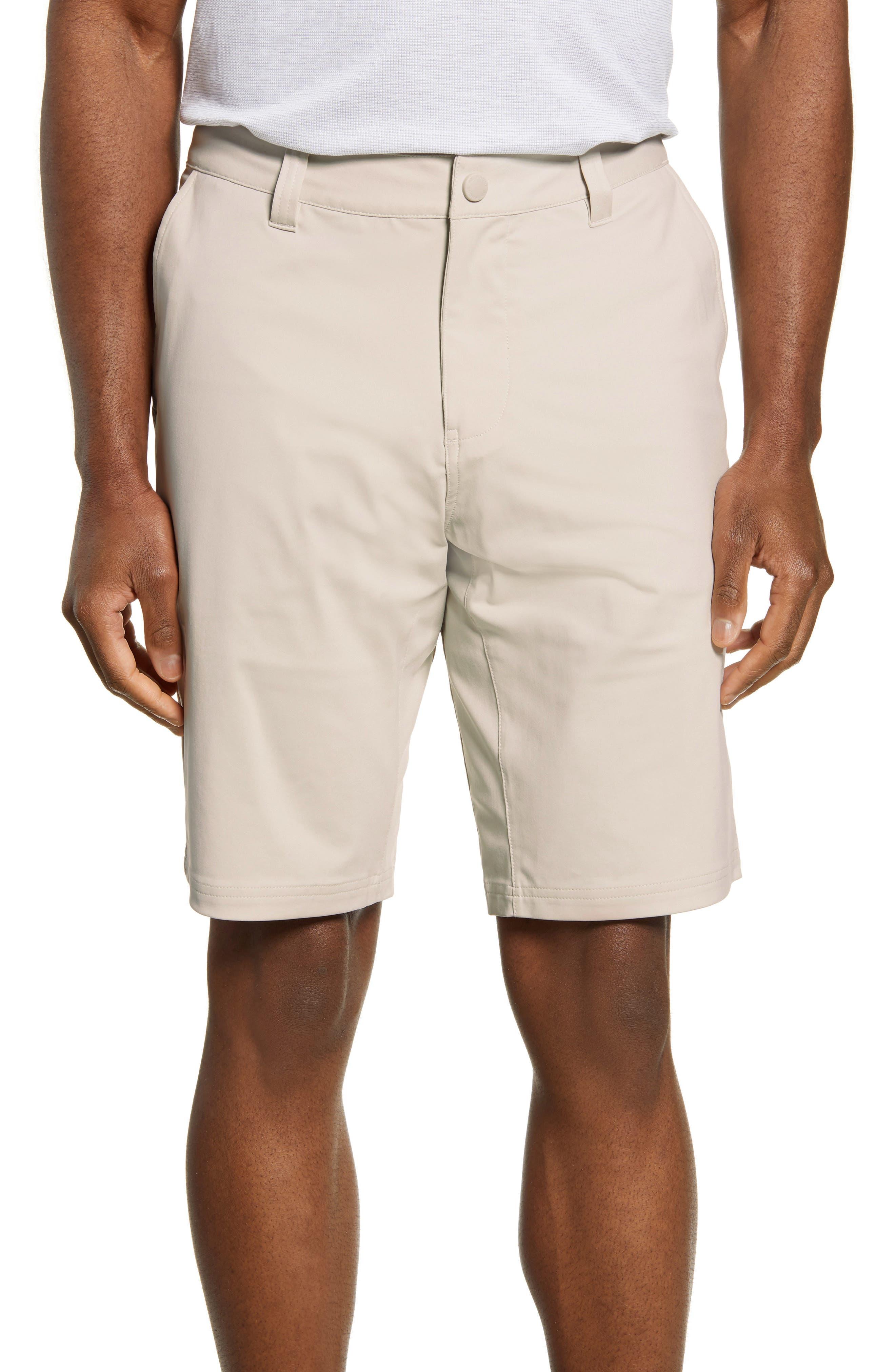 Men's Rhone Commuter Solid Performance Shorts