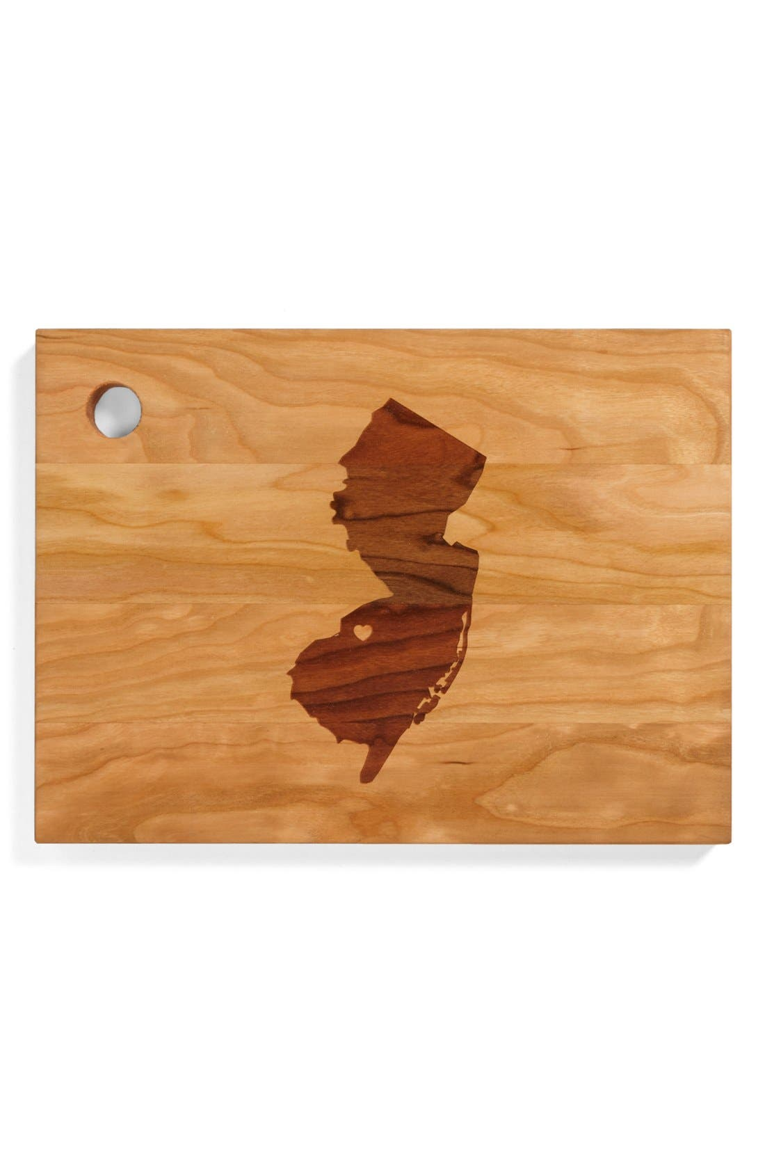 ,                             'State Silhouette' Cutting Board,                             Main thumbnail 32, color,                             229