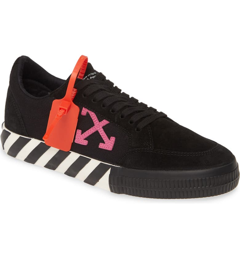 OFF-WHITE Low Sneaker, Main, color, 001