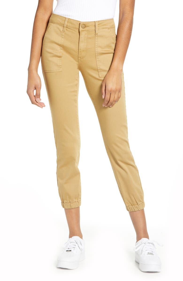 PROSPERITY DENIM Ankle Jogger Jeans, Main, color, 230