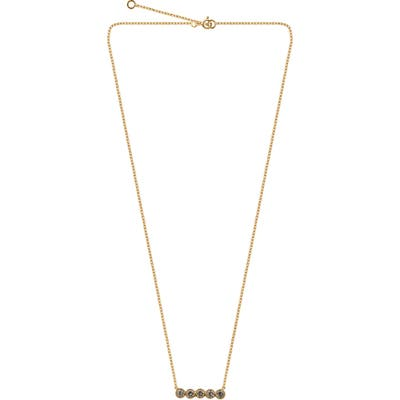 Sterling Forever Bubble Cubic Zirconia Pendant Necklace