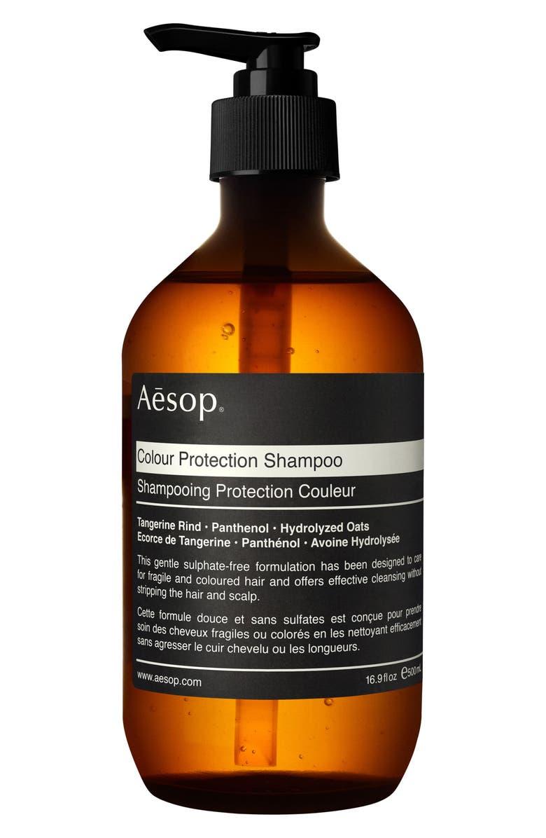 AESOP Colour Protection Shampoo, Main, color, NONE
