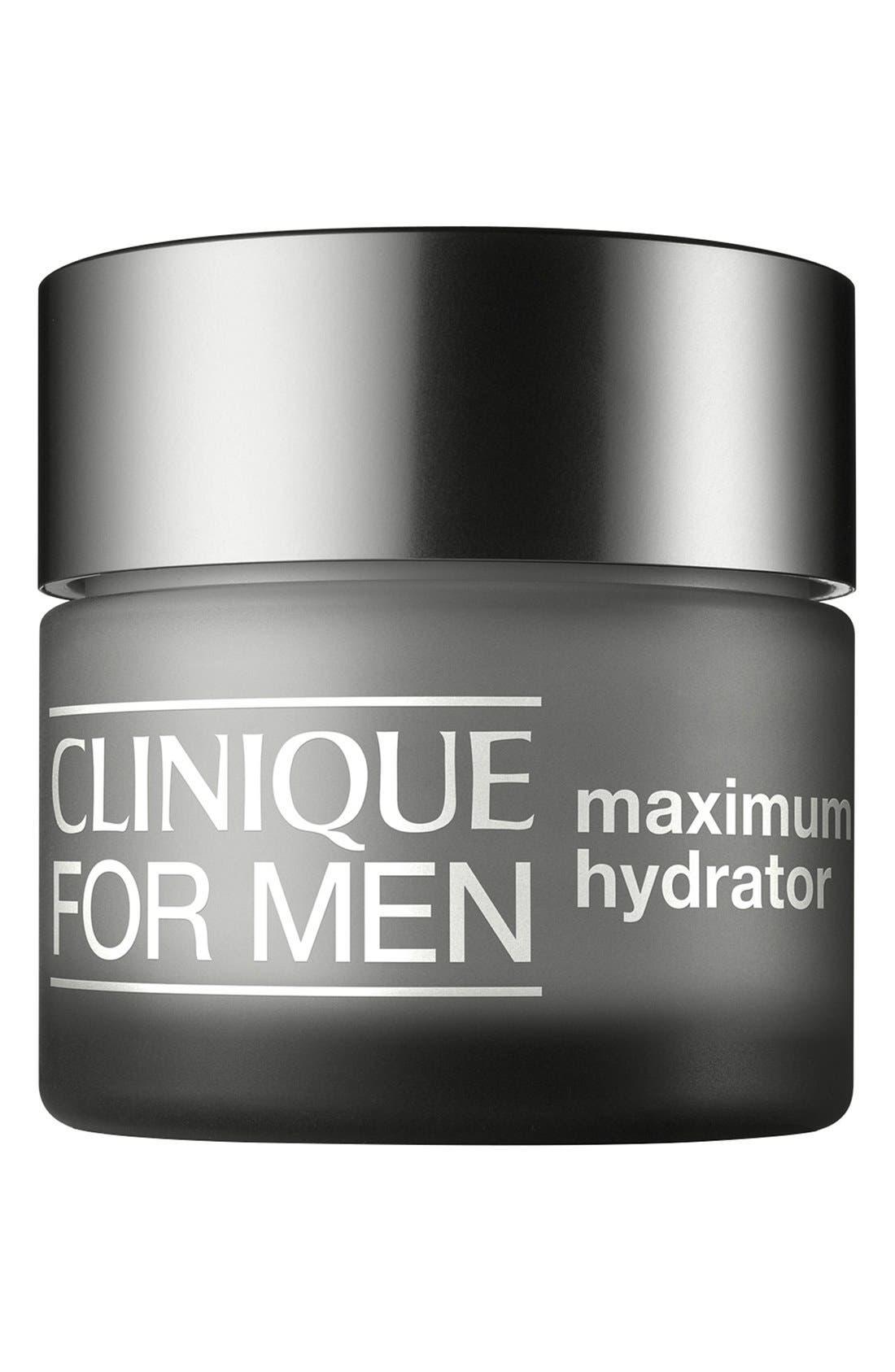 for Men Maximum Hydrator Gel Cream, Main, color, NO COLOR