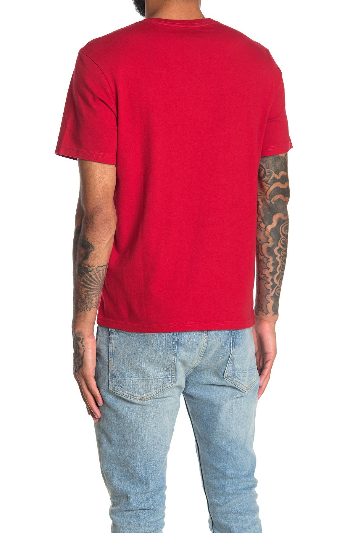 Image of Lucky Brand Minimal Coke Graphic Tee