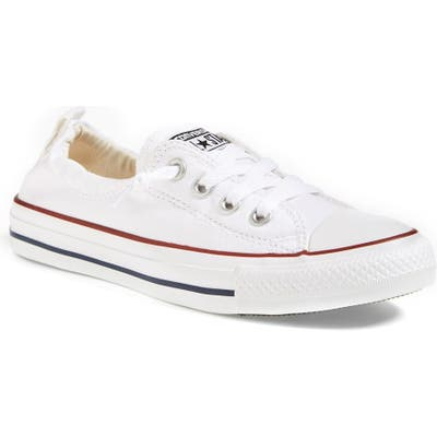 Converse Chuck Taylor Shoreline Sneaker- White