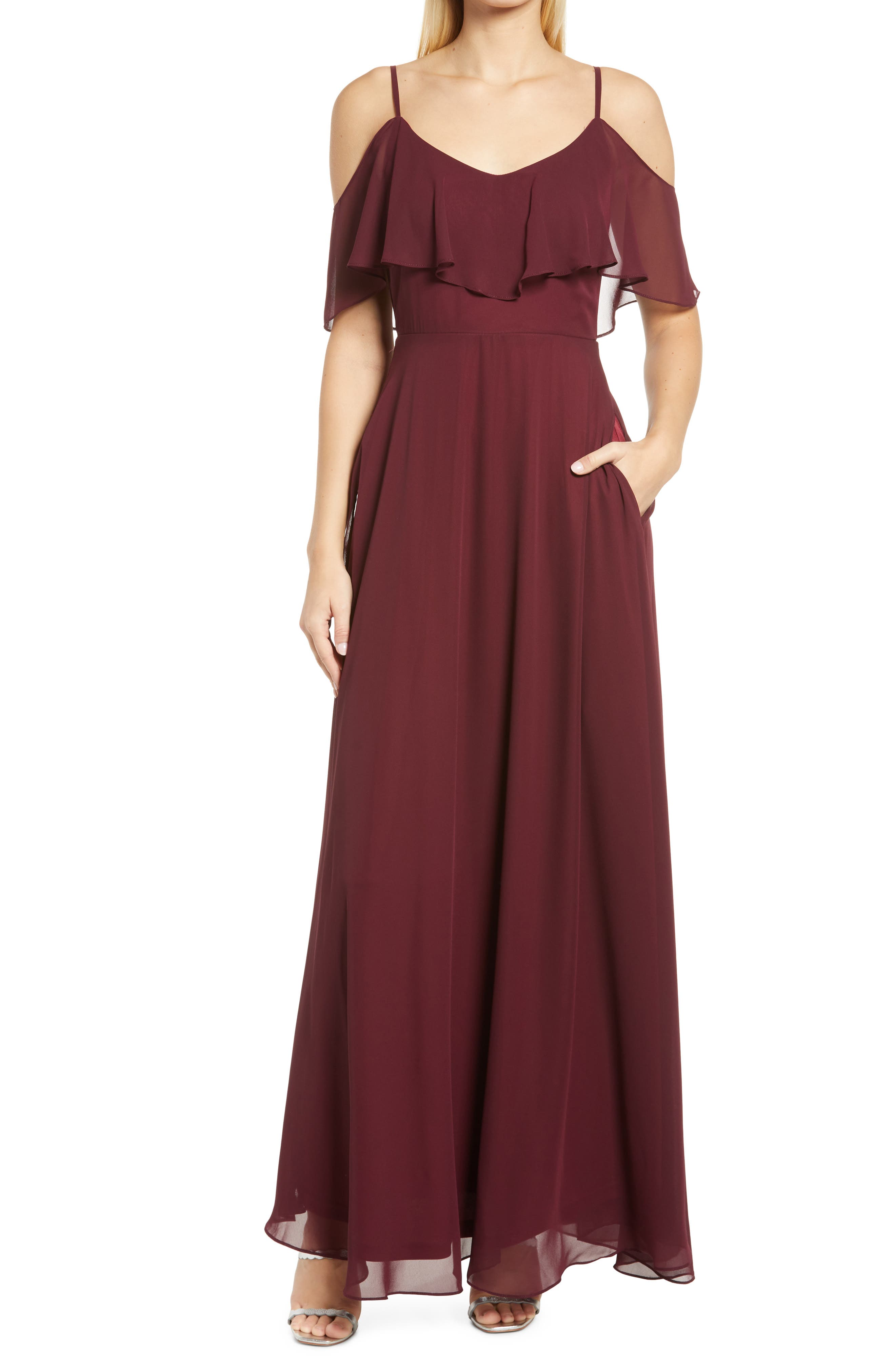 Jane Convertible Chiffon Gown