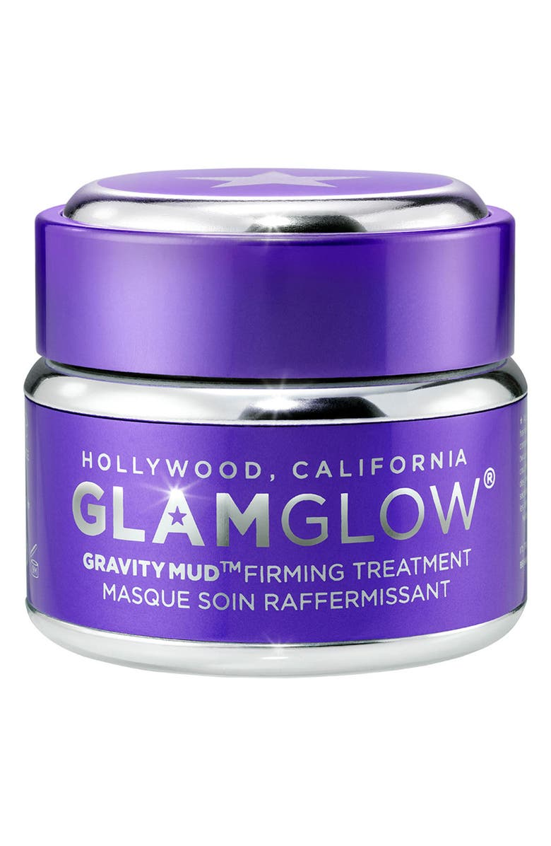GLAMGLOW<SUP>®</SUP> GRAVITYMUD<sup>™</sup> Firming Treatment Mask, Main, color, NO COLOR